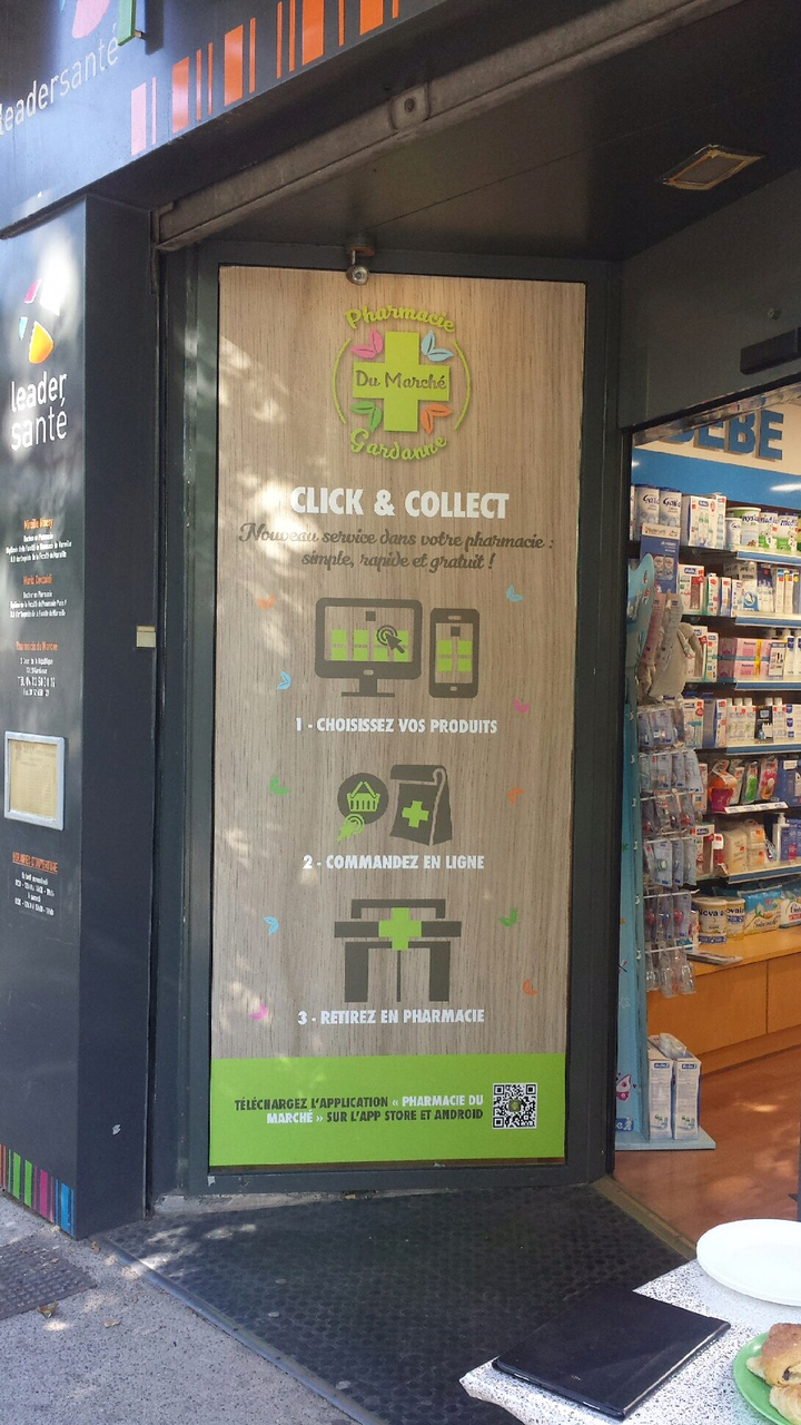 Covering click & collect
