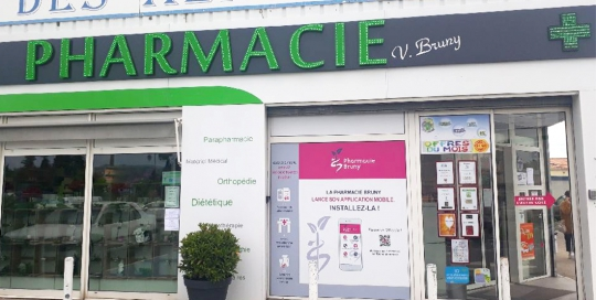 pharmacie-bruny-application-mobile