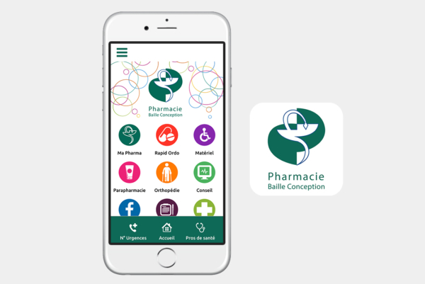 realisation-application-pharmacie-baille-conception