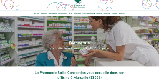 site-internet-pharmacie-baille