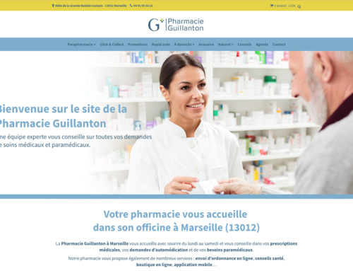 Pharmacie Guillanton – Marseille