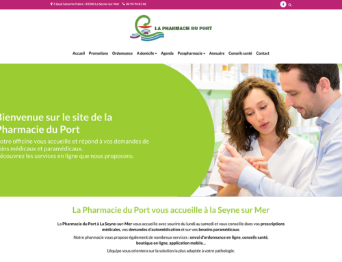 Pharmacie du Port – La Seyne