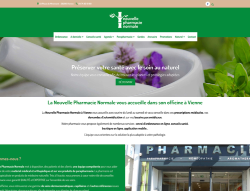 Nouvelle Pharmacie Normale